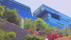 בנין משרדים - ביטוח הייטק