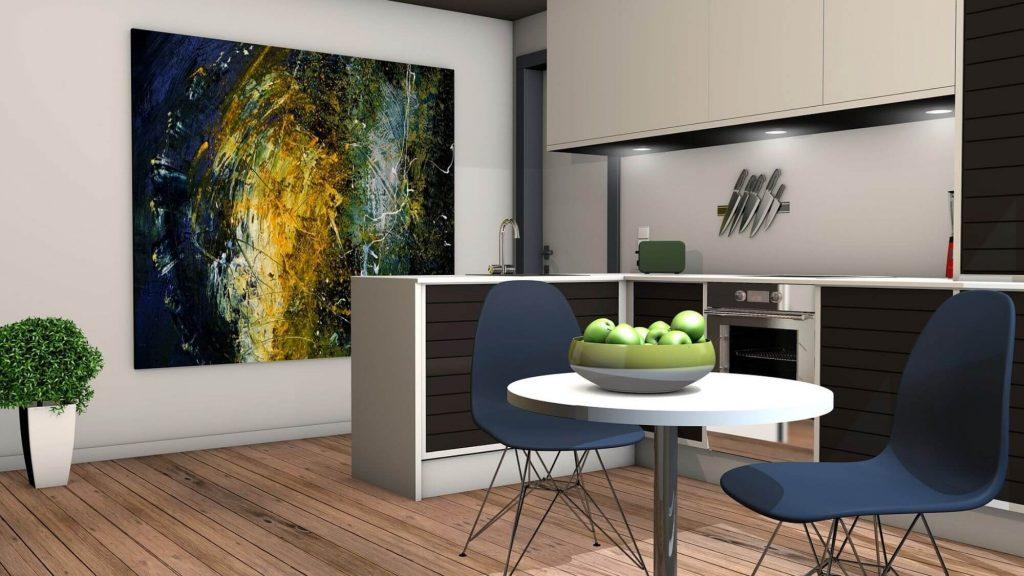 פנים דירה - ביטוח דירה לא תפוסה